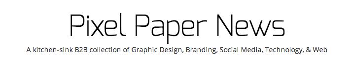 Pixel Paper News