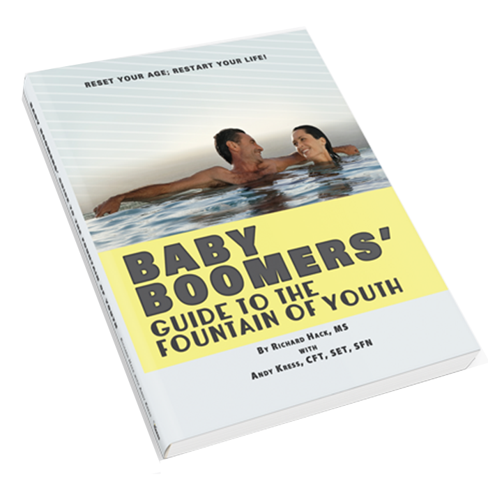 Baby Boomers Fitness Book